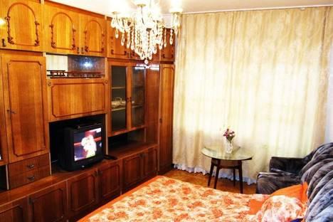 Сдается 1-комнатная квартира посуточно в Донецке, пр-т Комсомольский, 25.
