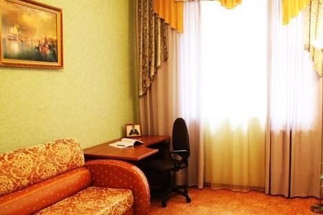 Сдается 1-комнатная квартира посуточно в Донецке, Пр-т Ильича, 7.
