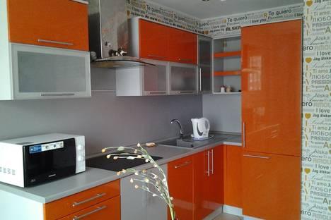 Сдается 3-комнатная квартира посуточно, Соколовая, д.10/16.