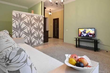 Сдается 1-комнатная квартира посуточно в Минске, ул. Янки Купалы, 23.