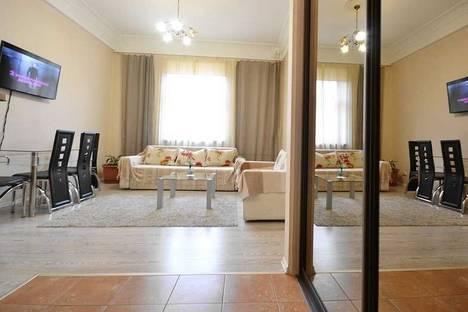 Сдается 3-комнатная квартира посуточно в Минске, ул. Киселева, 15.