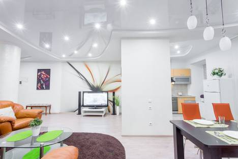 Сдается 4-комнатная квартира посуточно в Минске, Кирова,1.