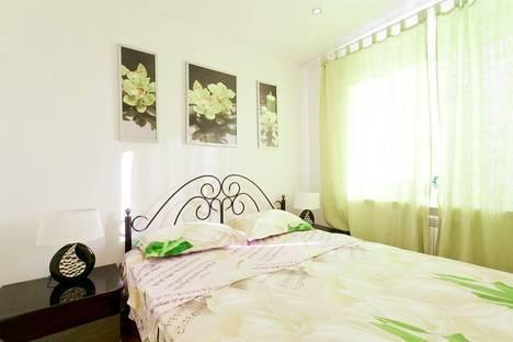Сдается 4-комнатная квартира посуточно в Минске, ул. Мельникайте,16.