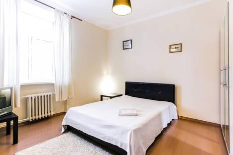 Сдается 2-комнатная квартира посуточно в Минске, ул. Кирова, 19.