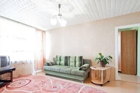 Сдается 3-комнатная квартира посуточно в Минске, Романовская слобода 26.
