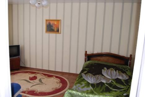 Сдается 1-комнатная квартира посуточнов Воронеже, ул. Генерала Лизюкова, 67.