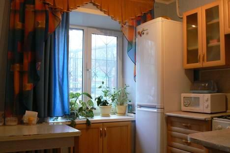 Сдается 2-комнатная квартира посуточно во Владимире, ул. Михайловская 14.