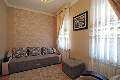 Сдается 2-комнатная квартира посуточнов Кисловодске, улица Ярошенко, 22.
