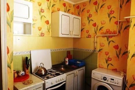 Сдается 1-комнатная квартира посуточно в Евпатории, пр.Ленина д.52.