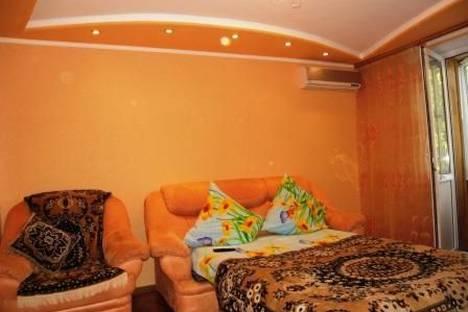 Сдается 2-комнатная квартира посуточно в Евпатории, пр.Ленина д.56.
