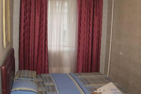 Сдается 3-комнатная квартира посуточно в Ухте, проспект Ленина, 65.