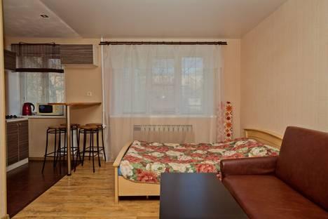 Сдается 1-комнатная квартира посуточнов Нижнем Новгороде, ул.Ярмарочный проезд д.5.