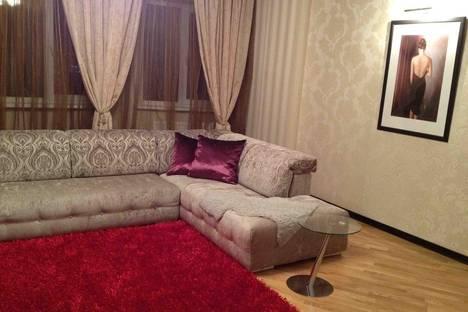 Сдается 2-комнатная квартира посуточнов Кемерове, ул.СОБОРНАЯ ,3.