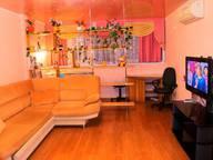 Сдается посуточно 1-комнатная квартира в Адлере. 38 м кв. Большой Сочи, улица Ленина, 54