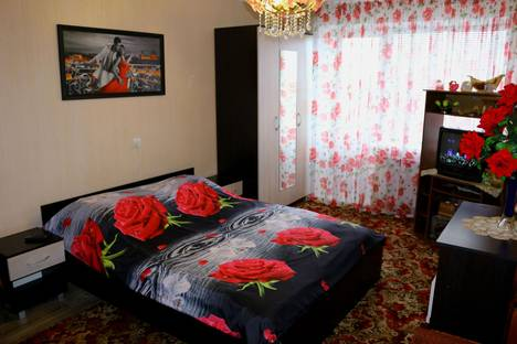 Сдается 1-комнатная квартира посуточнов Воскресенске, ул. Дзержинского, 2.