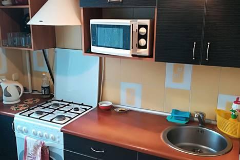 Сдается 2-комнатная квартира посуточно в Барановичах, ул. Космонавтов, 12.