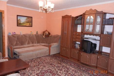 Сдается 3-комнатная квартира посуточно в Белгороде, ул. 60 лет Октября, 2А.