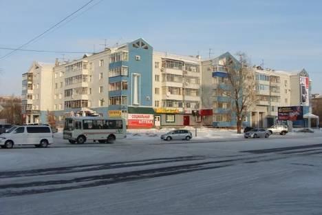 Сдается 2-комнатная квартира посуточно в Благовещенске, Горького, 87.