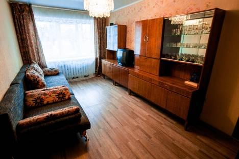 Сдается 1-комнатная квартира посуточнов Чебоксарах, ул. Аркадия Гайдара 2.