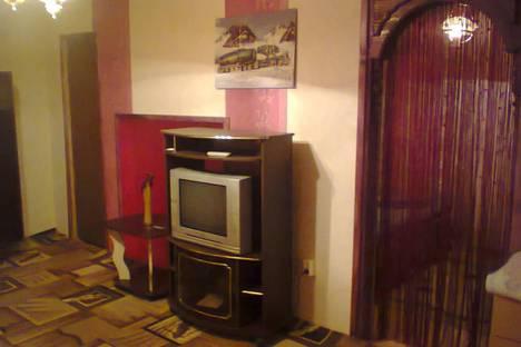 Сдается 2-комнатная квартира посуточно в Саранске, ул. Пролетарская 42.