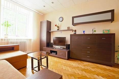 Сдается 1-комнатная квартира посуточно в Минске, Ленина 3.