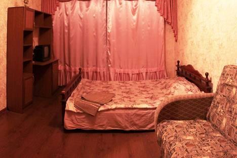 Сдается 2-комнатная квартира посуточно в Рязани, ул. Вокзальная, 61/1.