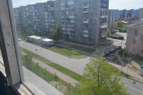 Сдается 1-комнатная квартира посуточно в Балтийске, проспект Ленина, 66.