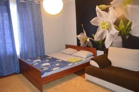 Сдается 2-комнатная квартира посуточно в Вологде, маршала-конева 25.