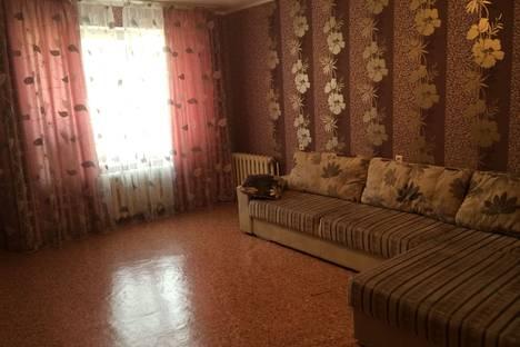 Сдается 1-комнатная квартира посуточнов Уфе, ул. Максима Рыльского, 18.