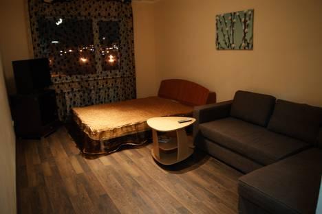 Сдается 1-комнатная квартира посуточно в Ханты-Мансийске, ул. Дзержинского, 39.