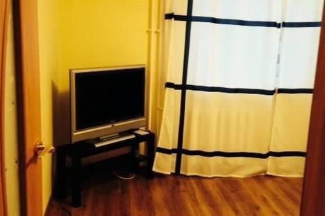 Сдается 1-комнатная квартира посуточнов Уфе, ул. Караидельская, 6/1.