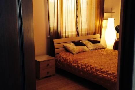 Сдается 1-комнатная квартира посуточнов Уфе, ул. Менделеева, 145.