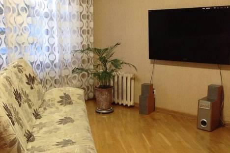 Сдается 1-комнатная квартира посуточнов Уфе, ул. Юрия Гагарина, 46.