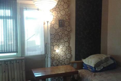 Сдается 1-комнатная квартира посуточно в Петропавловске-Камчатском, 50лет Октября,18/2.