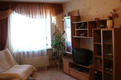 Сдается 2-комнатная квартира посуточно в Казани, Ул. Аделя Кутуя, 44.