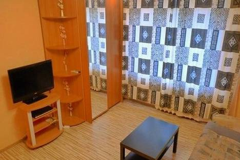 Сдается 1-комнатная квартира посуточнов Верхней Салде, ул. Зари, 45.