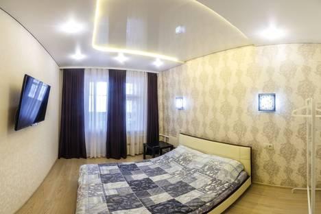 Сдается 1-комнатная квартира посуточно в Казани, ул. Академика Сахарова, 17.