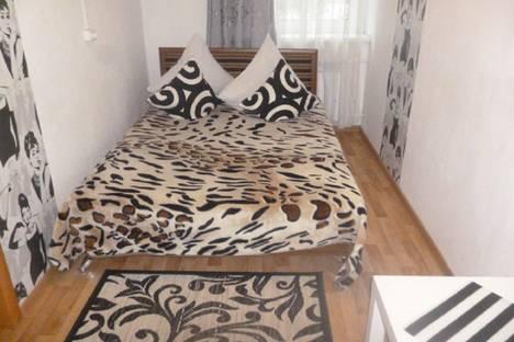 Сдается 1-комнатная квартира посуточнов Уфе, ул. Менделеева, 112.