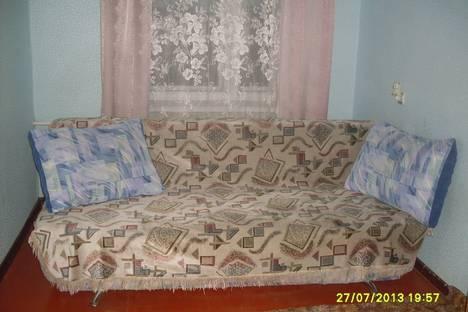 Сдается 2-комнатная квартира посуточно в Великом Устюге, сахарова 24.