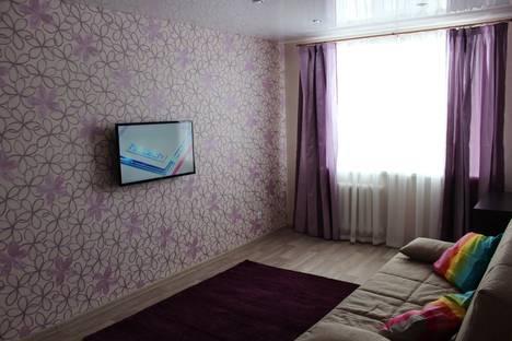 Сдается 1-комнатная квартира посуточнов Уфе, ул. Баязита Бикбая, 17.