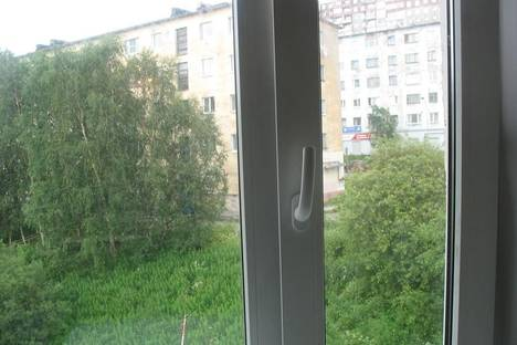 Сдается 1-комнатная квартира посуточнов Североморске, ЛЕНИНА 101.