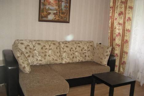 Сдается 1-комнатная квартира посуточно в Вологде, ул. Гагарина, 73.