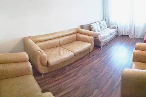 Сдается 2-комнатная квартира посуточно в Гомеле, ул. Курчатова 9.