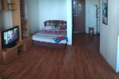 Сдается 1-комнатная квартира посуточно в Гомеле, ул. Советская 97.