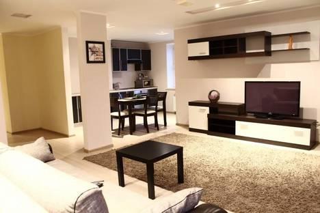 Сдается 2-комнатная квартира посуточно в Гомеле, Мазурова улица, д. 58.
