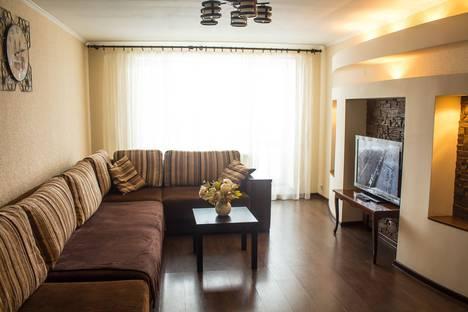 Сдается 2-комнатная квартира посуточно в Гомеле, Советская улица, д. 136, корп. 2.