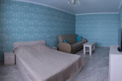 Сдается 2-комнатная квартира посуточно в Рязани, Первомайский проспект, 76/3.