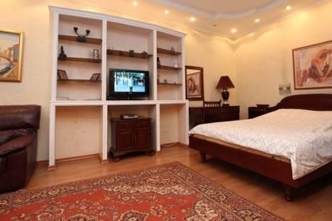 Сдается 1-комнатная квартира посуточно в Алматы, Тулебаева улица, д. 65.