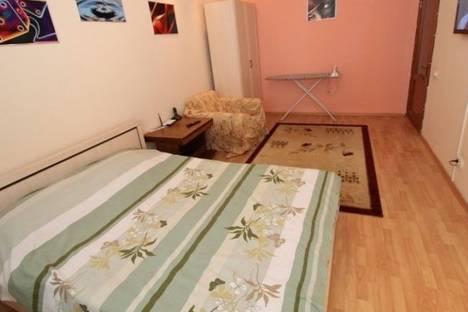Сдается 1-комнатная квартира посуточно в Алматы, ул. Муратбаева, 125.
