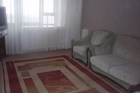 Сдается 2-комнатная квартира посуточно в Уральске, достык 187.
